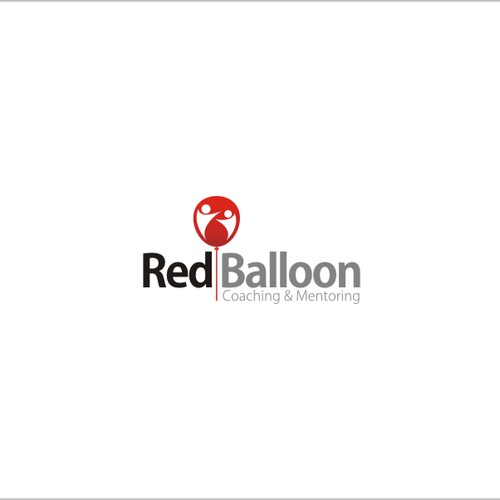 Create a logo for Red Balloon