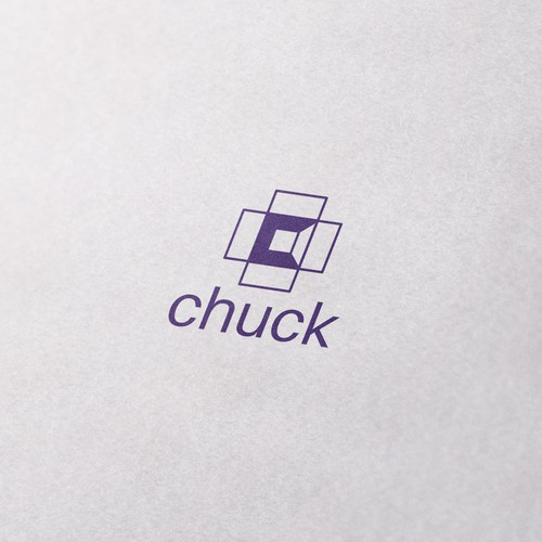 Minimal, clean logo for an app that helps you declutter.