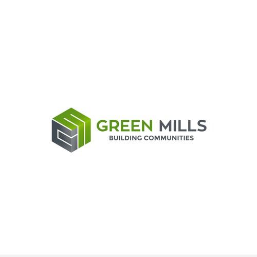"""GREEN MILLS """"BUILDING COMMUNITIES"""""""
