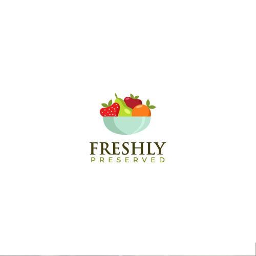 food and drink logo design