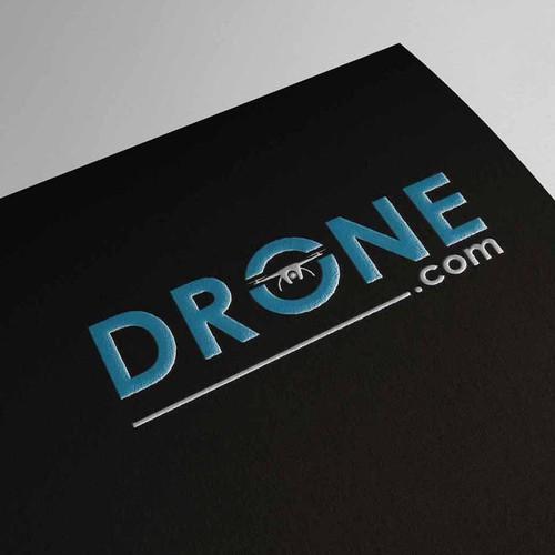 Professional Modern Logo Design for DRONE.com