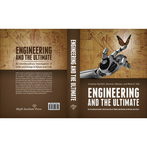 Create a Cover for an Engineering and Philosophy Book
