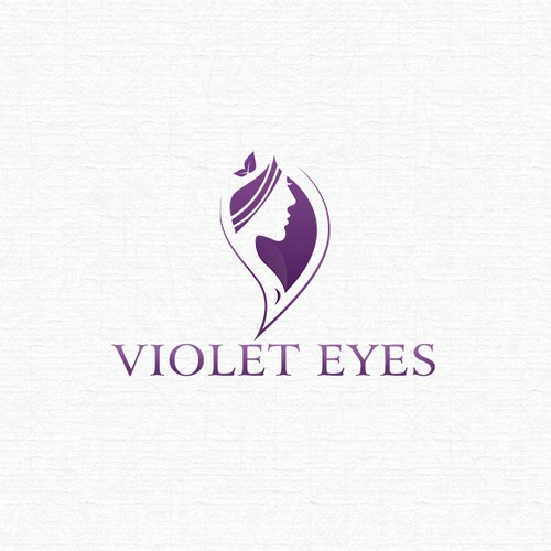 Elegant and organic logo for a beauty salon
