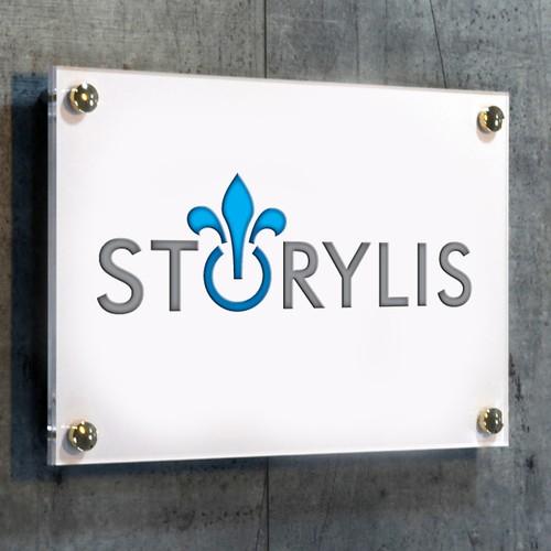 Logo STORYLIS - cinéma interactif, nouveaux médias