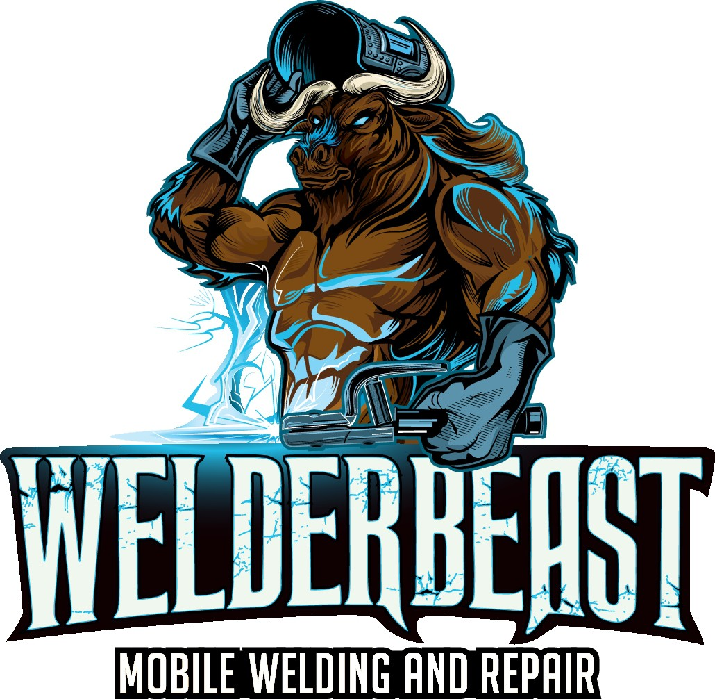Design a Beastly Logo and Brand Identity for a Mobile Welding Business