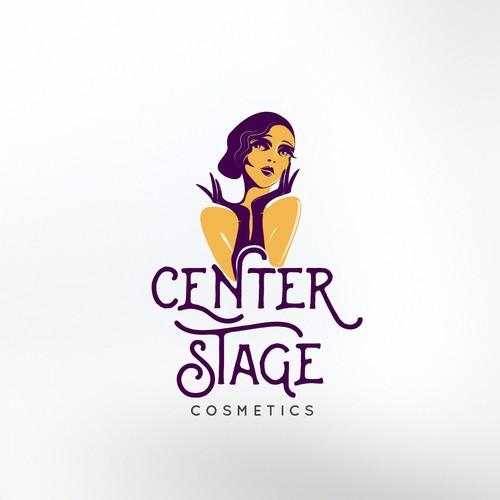 Bold logo concept for Cosmetics Company