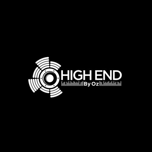 high end by oz logo
