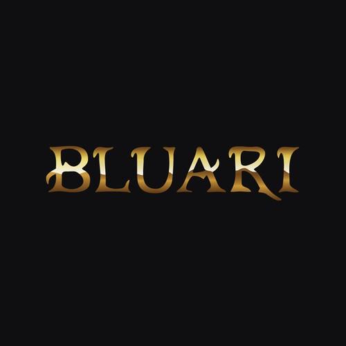 Bluari logo contest
