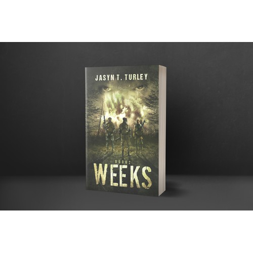 'Weeks' book cover