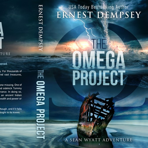 """The Omega Project"", A Sean Wyatt Adventure"