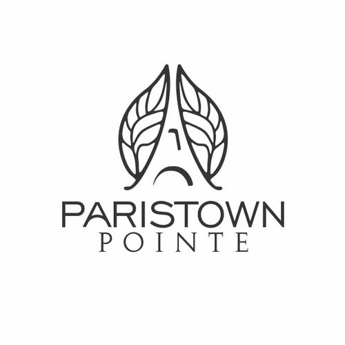 Paristown Pointe Logo Design
