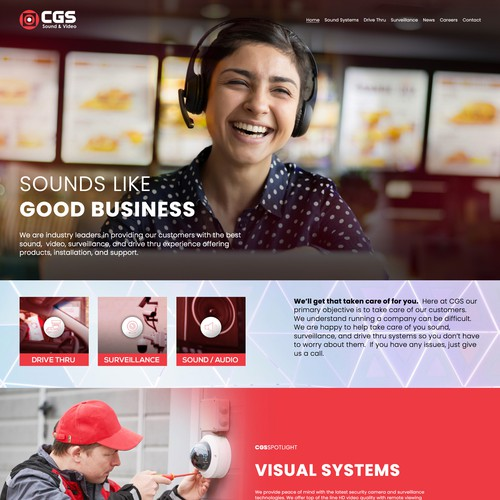 CGS Sounds & Video