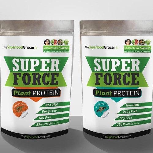Plant Protein Packaging
