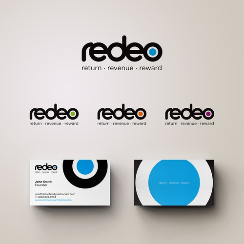 Create a winning logo and business cards for Redeo.com!