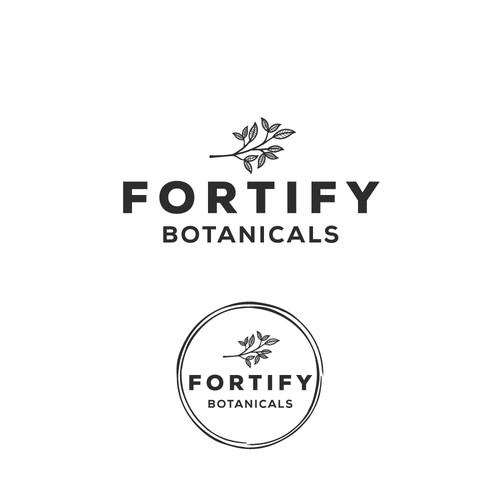 Fortify Botanicals Logo