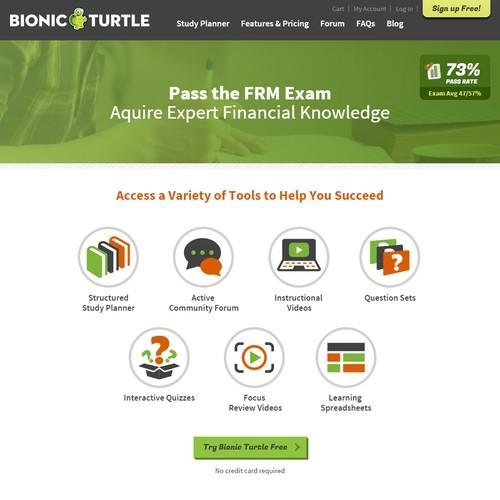 Bionic Turtle Icons