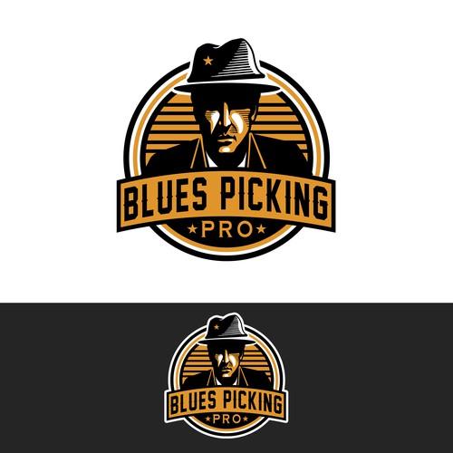 blues picking