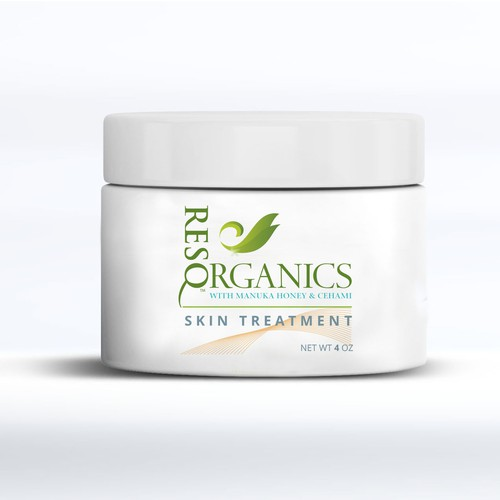 Skin Treatment label