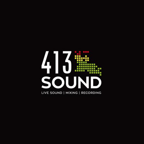 Live sound and studio recording logo