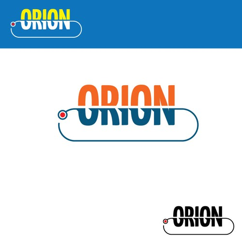 Orion logo design