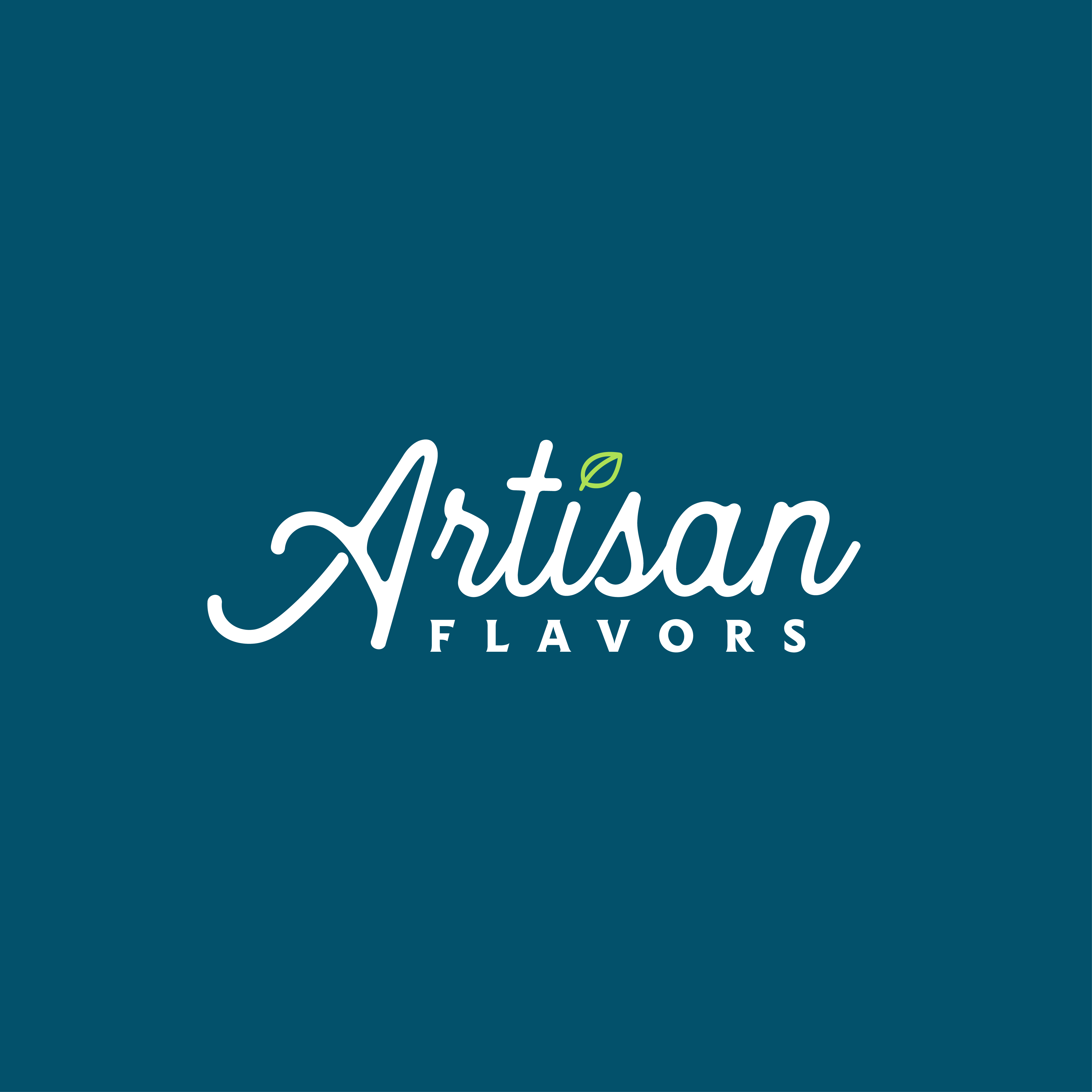 Design a hip logo for a new line of coffee flavors