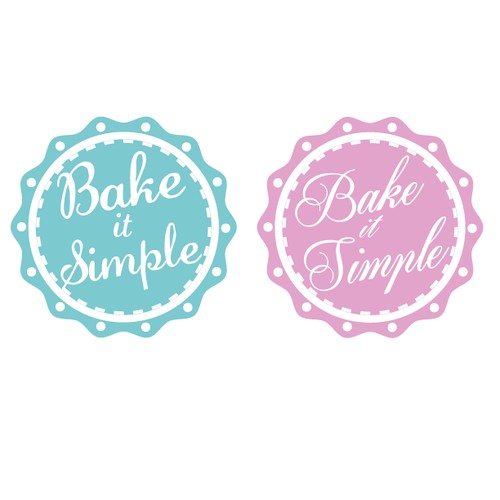 Create a logo for a baking box delivered to homes of busy moms