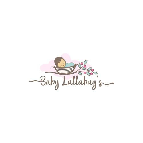 logo for Baby Lullabuy's