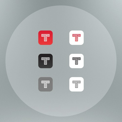 "letter ""T"" icon"