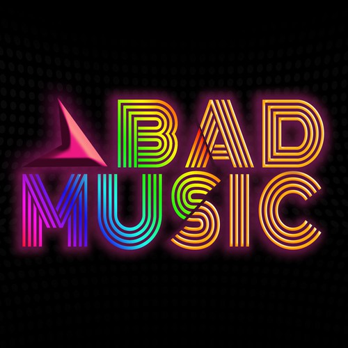 Help BAD MUSIC with a new logo