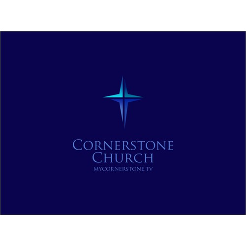Cornerstone Church needs a new logo
