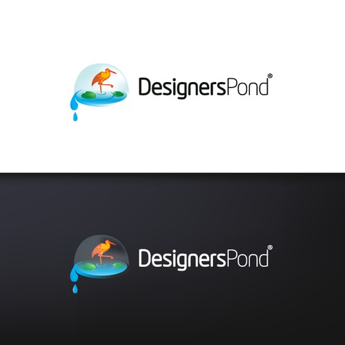 Logo for Designers Pond