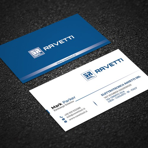 Business Card Design...