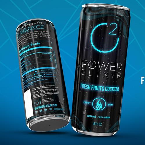 Energy Drink for VIP Room - Paris