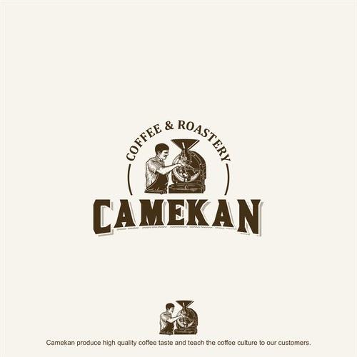 Logo for Camekan Coffee & Roastery
