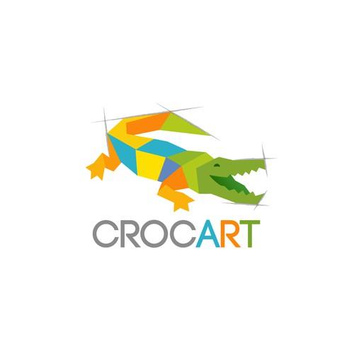 Croc Art