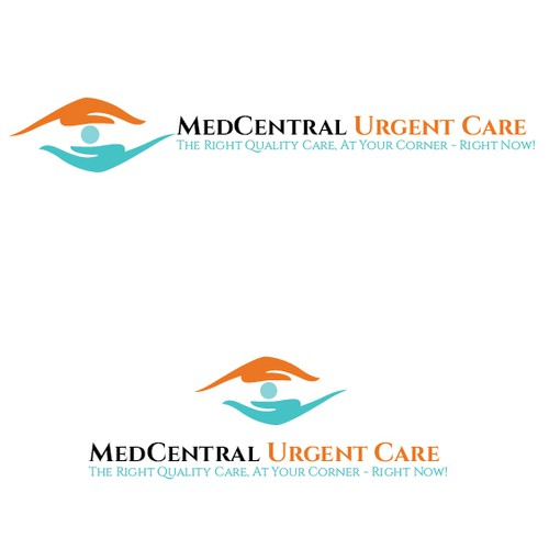 Second logo concept for MedCentral Care