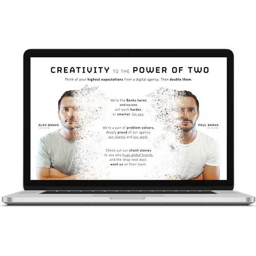 Creativiry to the Power of Two