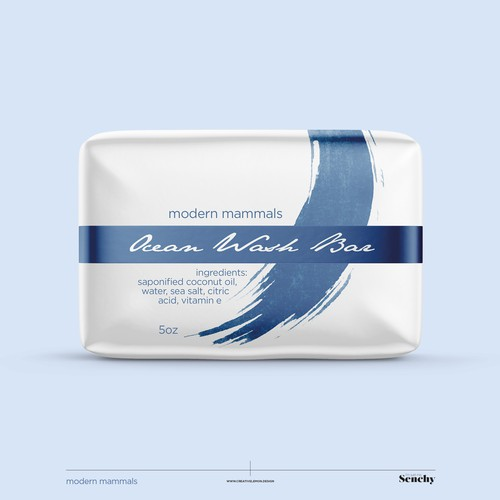 Soap packaging desing