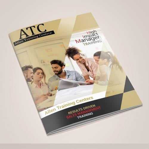 Training Company Product Brochure