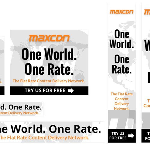 Design for MaxCDN, Win, and Get Hired Fulltime by us!