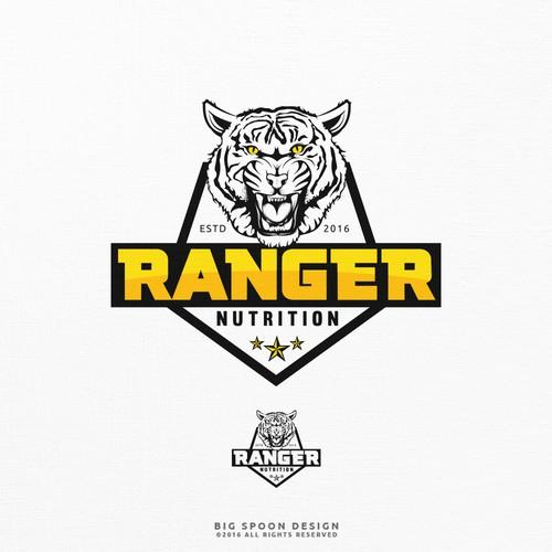 Logo Proposal for Ranger Nutrition