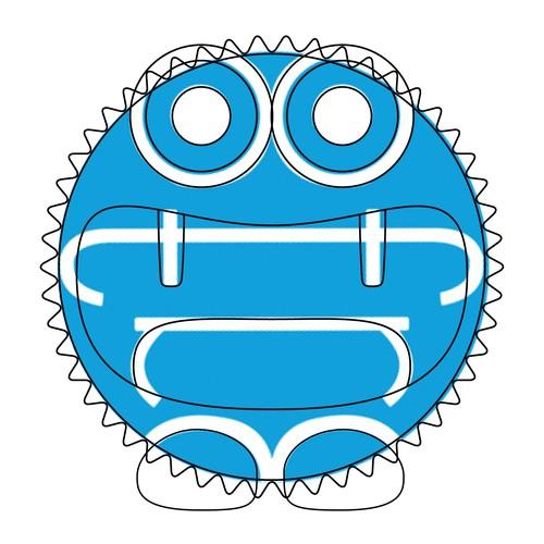 Create an imaginary monster mascot!!!