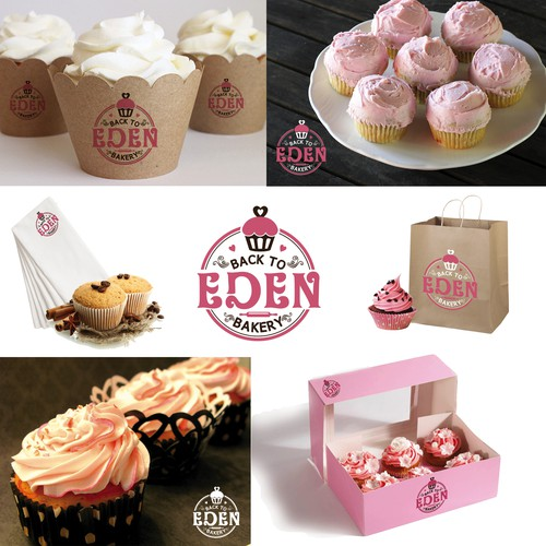 Create a catchy & memorable logo for holistic bakery