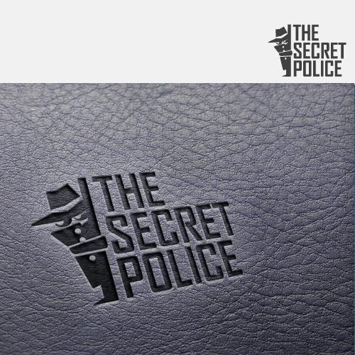Logo for The Secret Police