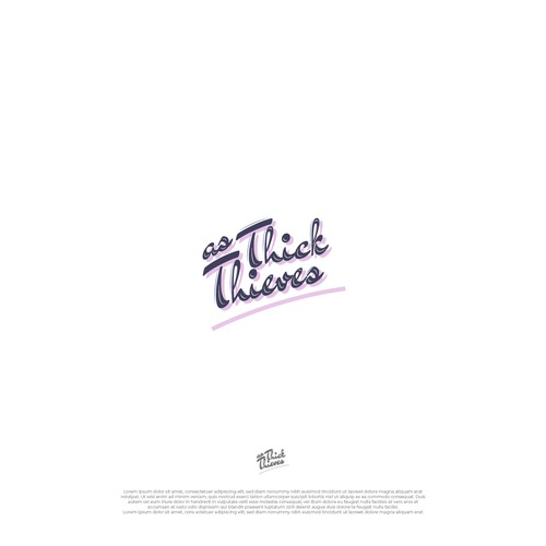 Thick as Thieves Theatre Company