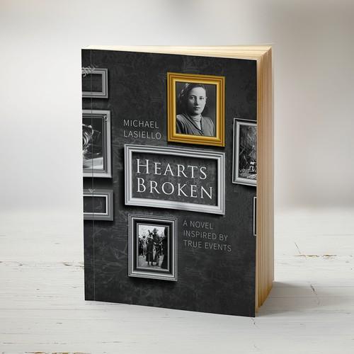 Book Cover - Hearts Broken