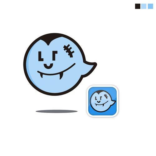 "Terror-Comedy smartphone app ""Lure"""