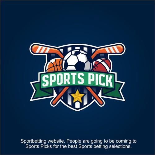 SportPick Logo Concept