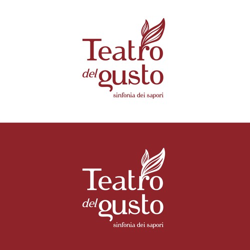 Logo Teatro del Gusto