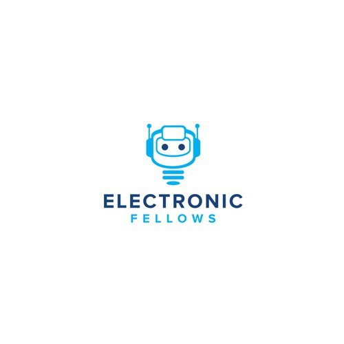 Electronic Fellows logo design
